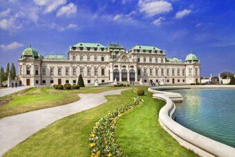 Za krásou do Vídně 2.-6.11.2017
