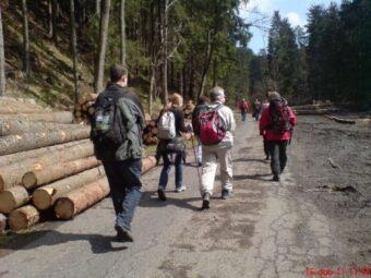 Výlet na Gruň 2011