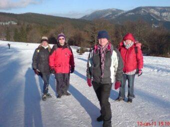 Výlet na Pustevny 2011
