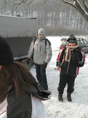 Výlet do Děhylova 2012