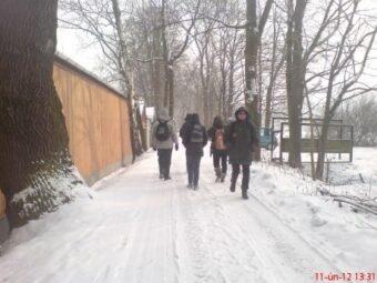 Výlet do Třebovic 2012