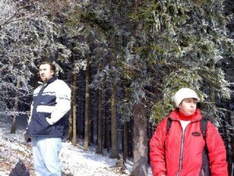 Výlet na Ondřejník 1 2011