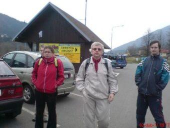 Výlet na Ostravici 1 2011