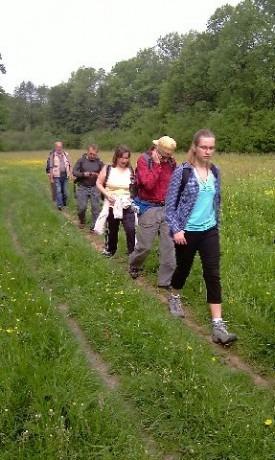 Výlet do okolí Studénky 2011