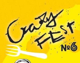 Pojďme spolu na Crazy Fest