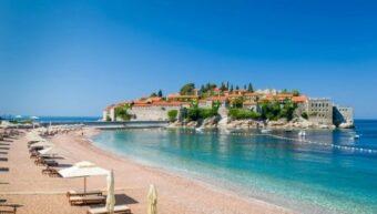 Dovolená 2020 – Černá Hora